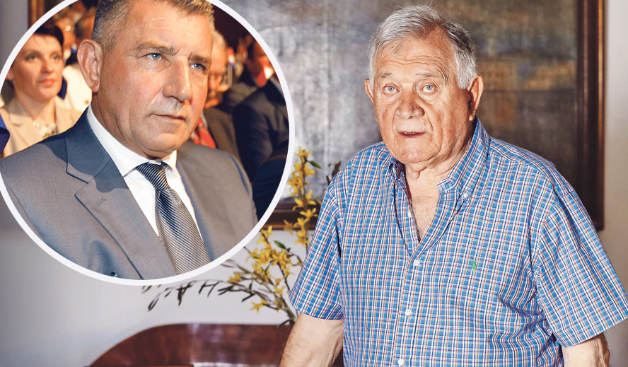 Ante Gotovina (lijevo) i Antun Vrdoljak (desno)