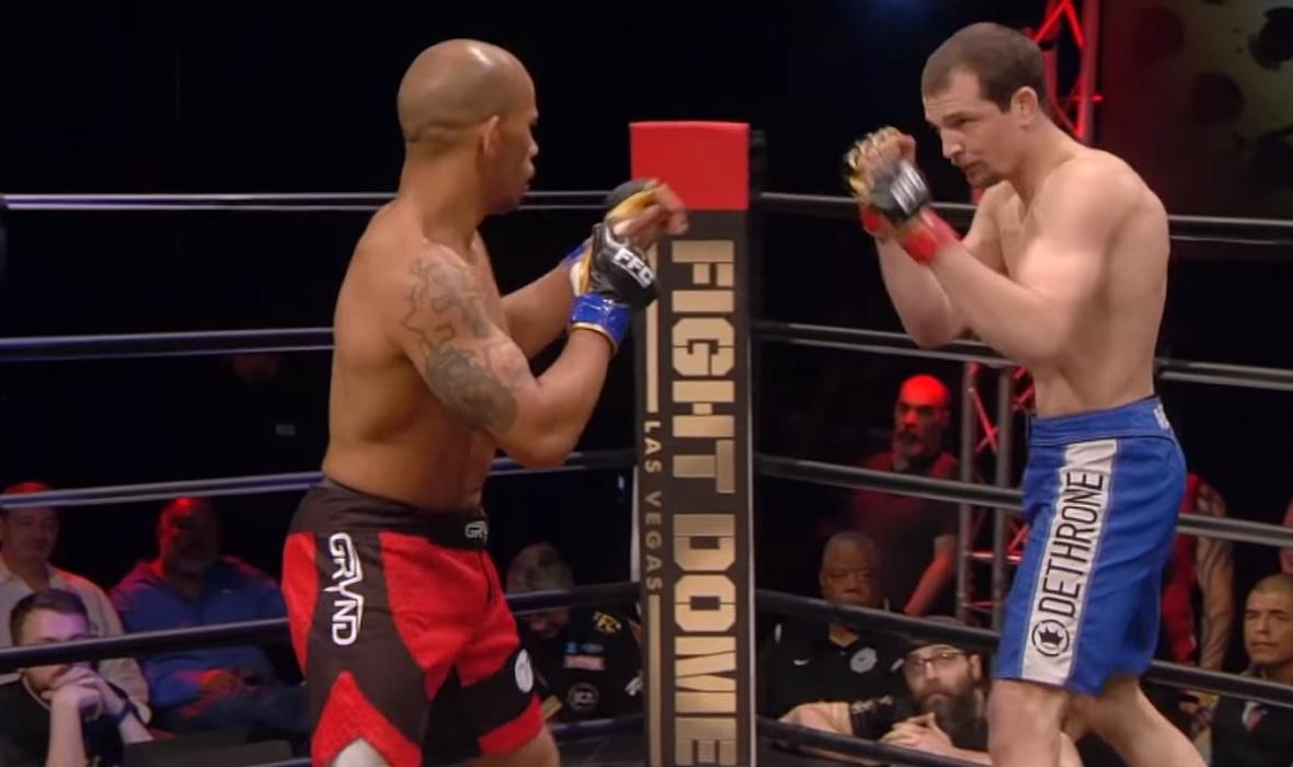 Joey Holt vs. Ben Egli
