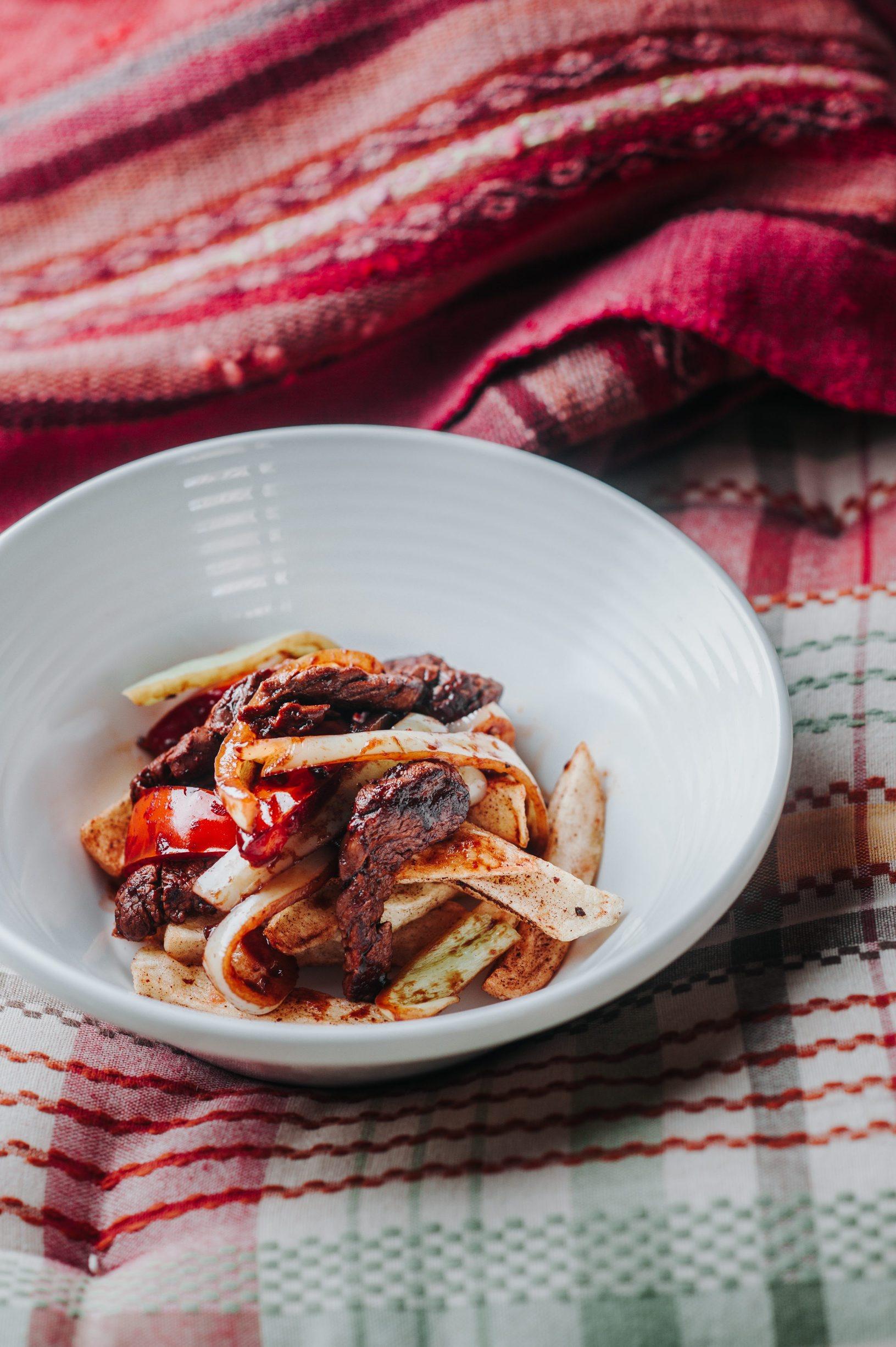 Zagreb , 030719. Sasa i Anamarija Frid pripremili su za magazin Dobra hrana peruanska  jela.  Foto: Marko Miscevic / Cropix