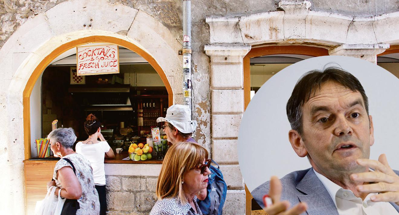 Kavana i slastičarnica Bobis, Tomislav Mamić, vlasnik trgovačkog lanca Tommy