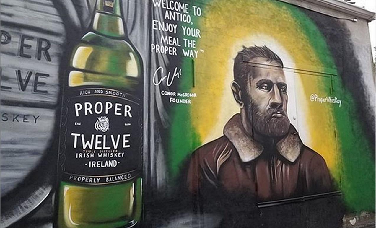 Mural - Proper 12 viski