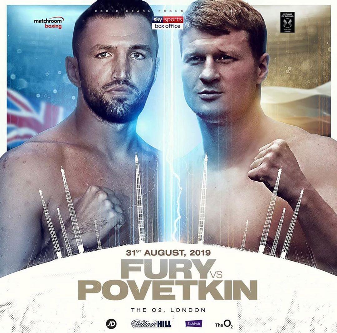 Fury vs. Povetkin