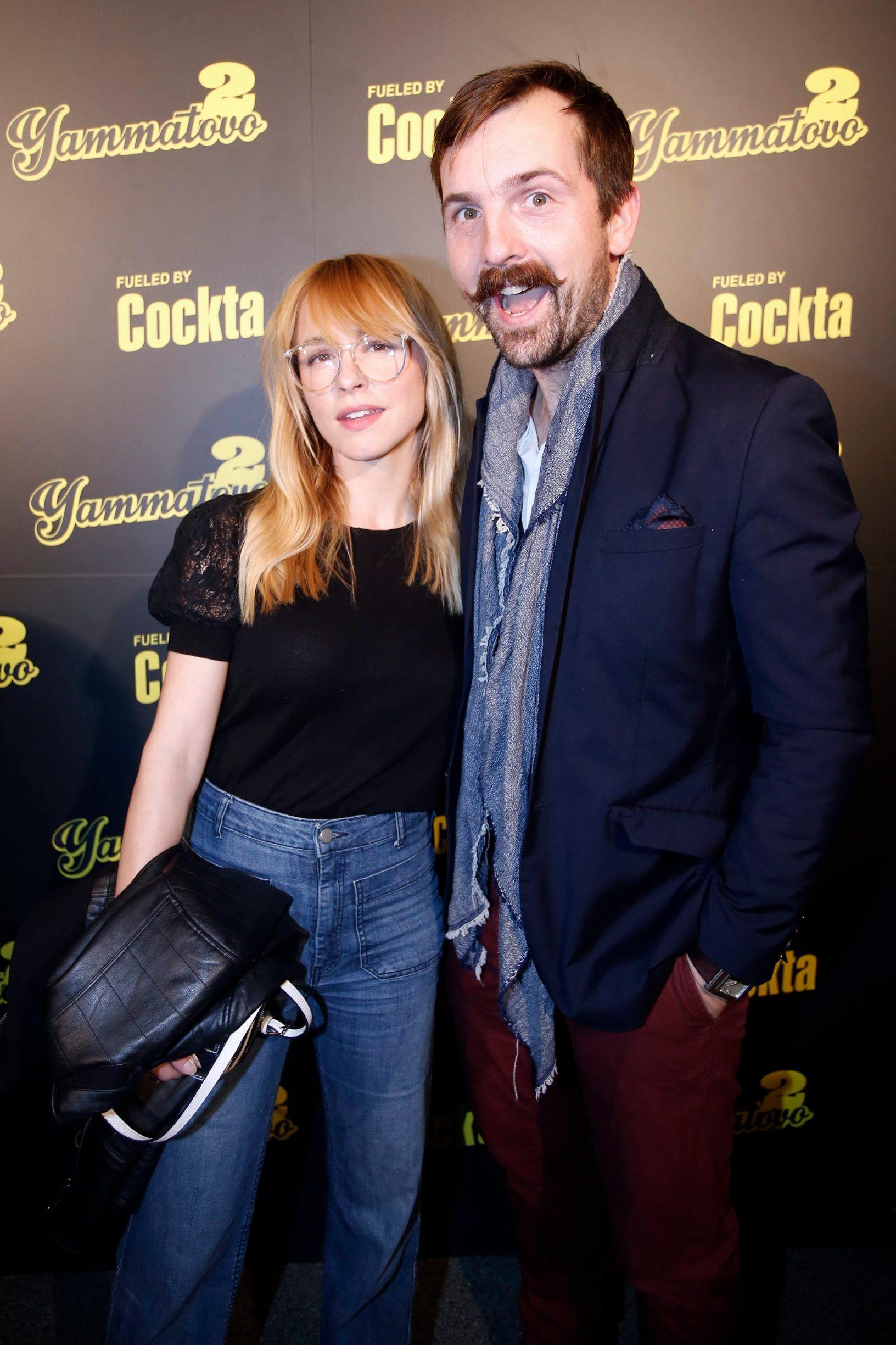 Iva Šulentić i Igor Mikloušić