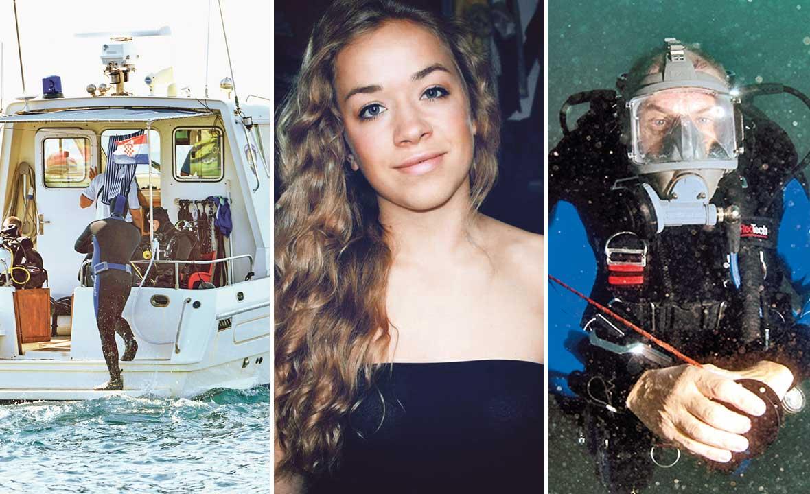 Nakon očeva apela u Jutarnjem policija je dva dana ronila na području nesreće, a uz nju je zaronila i ekipa Jutarnjeg lista