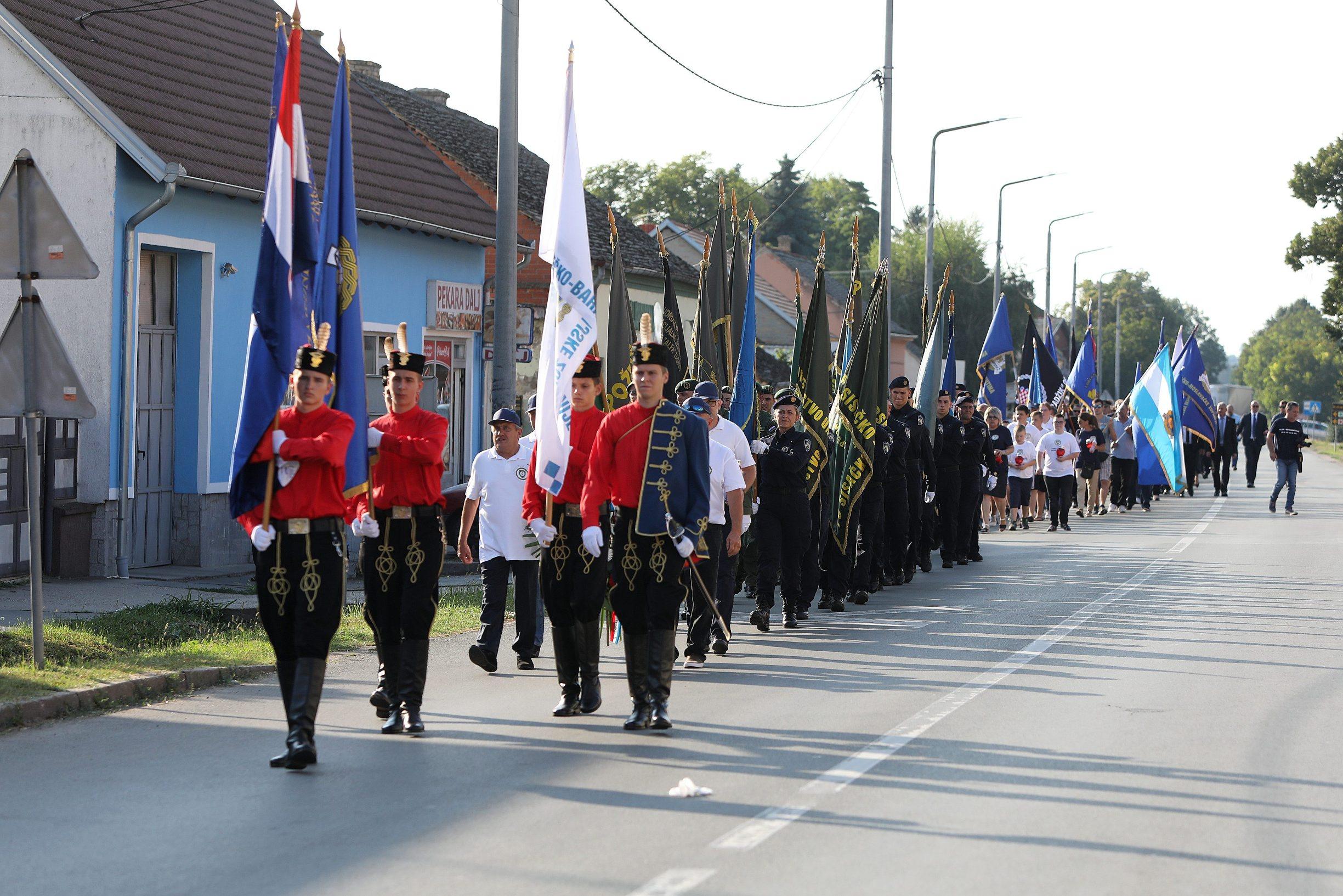 Obilježavanje 28. godišnjice tragične pogibije hrvatskih branitelja u selu Dalj