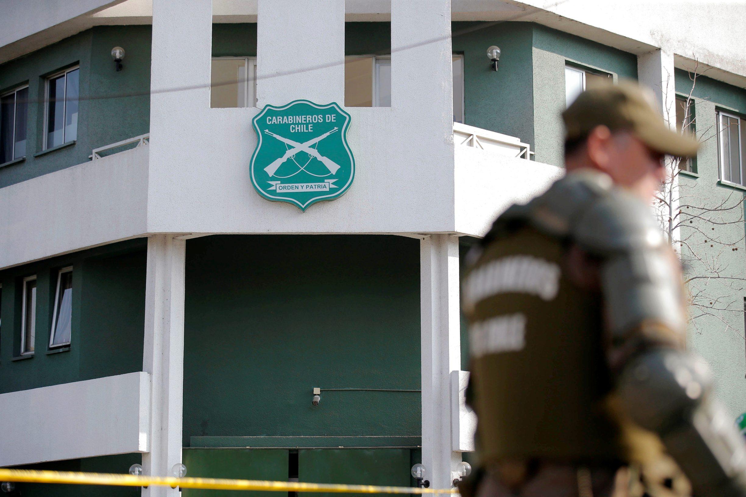 Napad na policijsku stanicu 25. srpnja 2019.