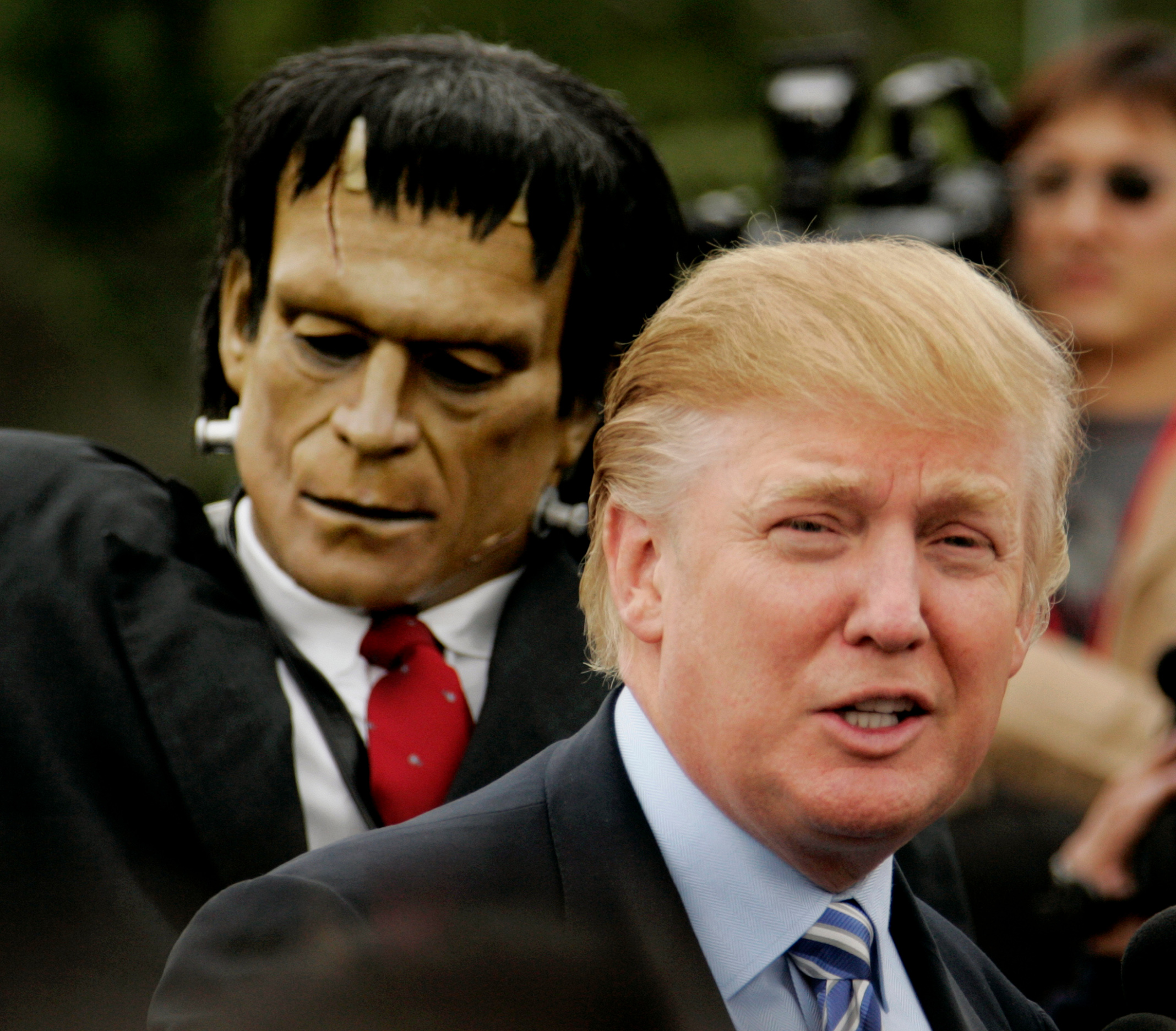 Donald Trump 2006.