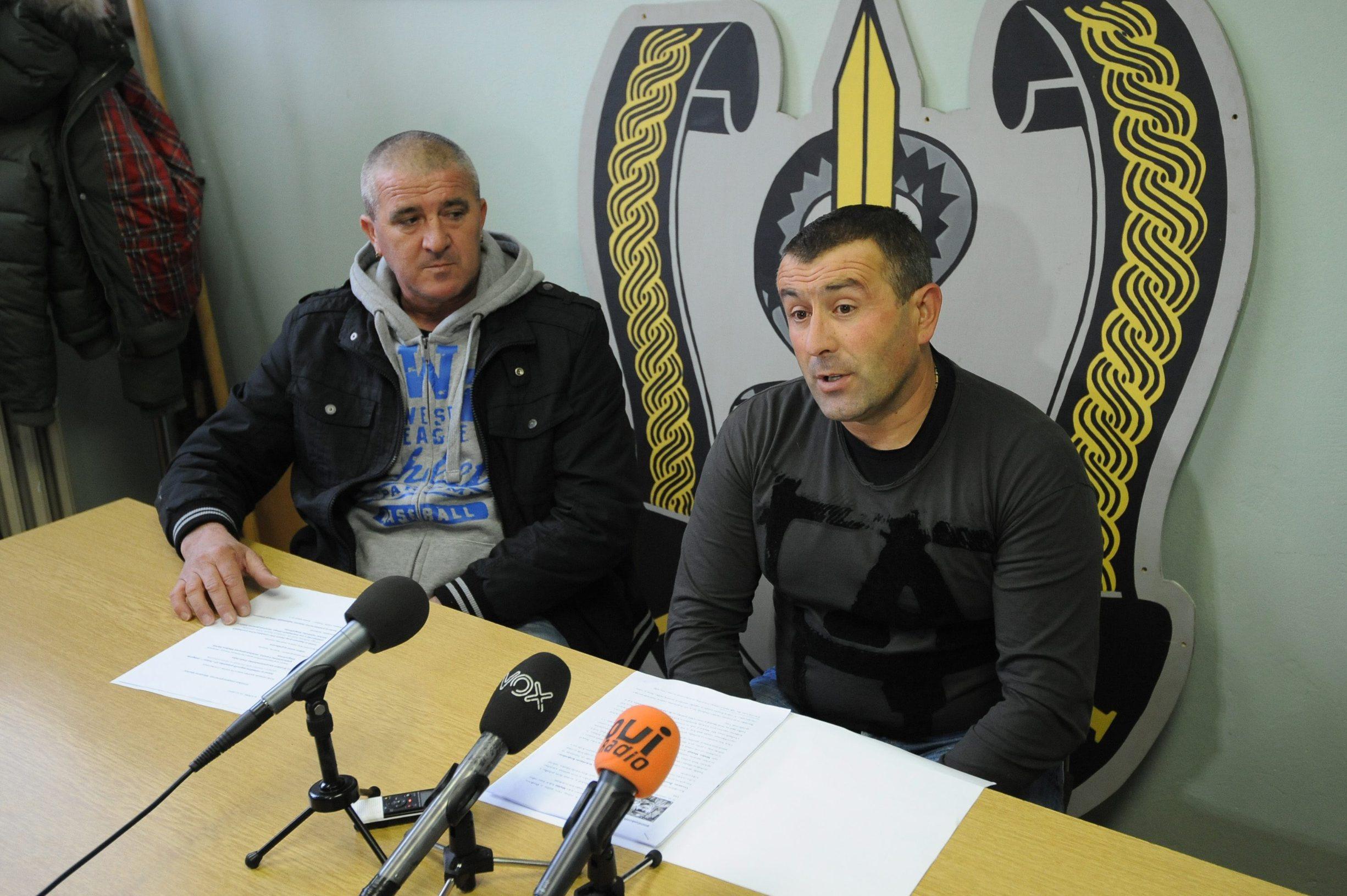 Ivica Kapetanović i Marko Čulina