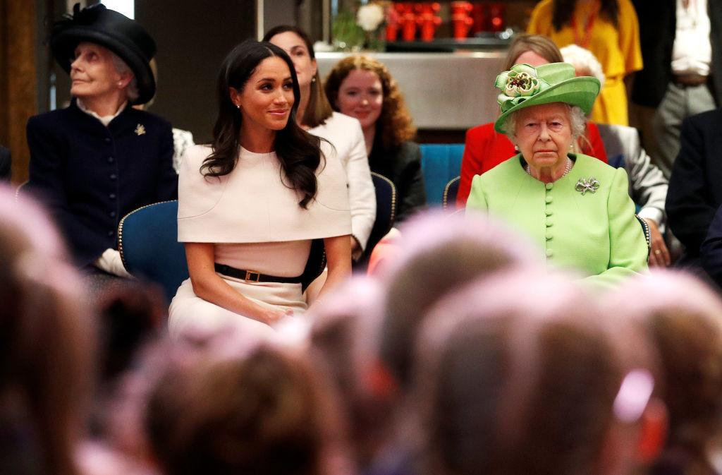 meghan i kraljiiica