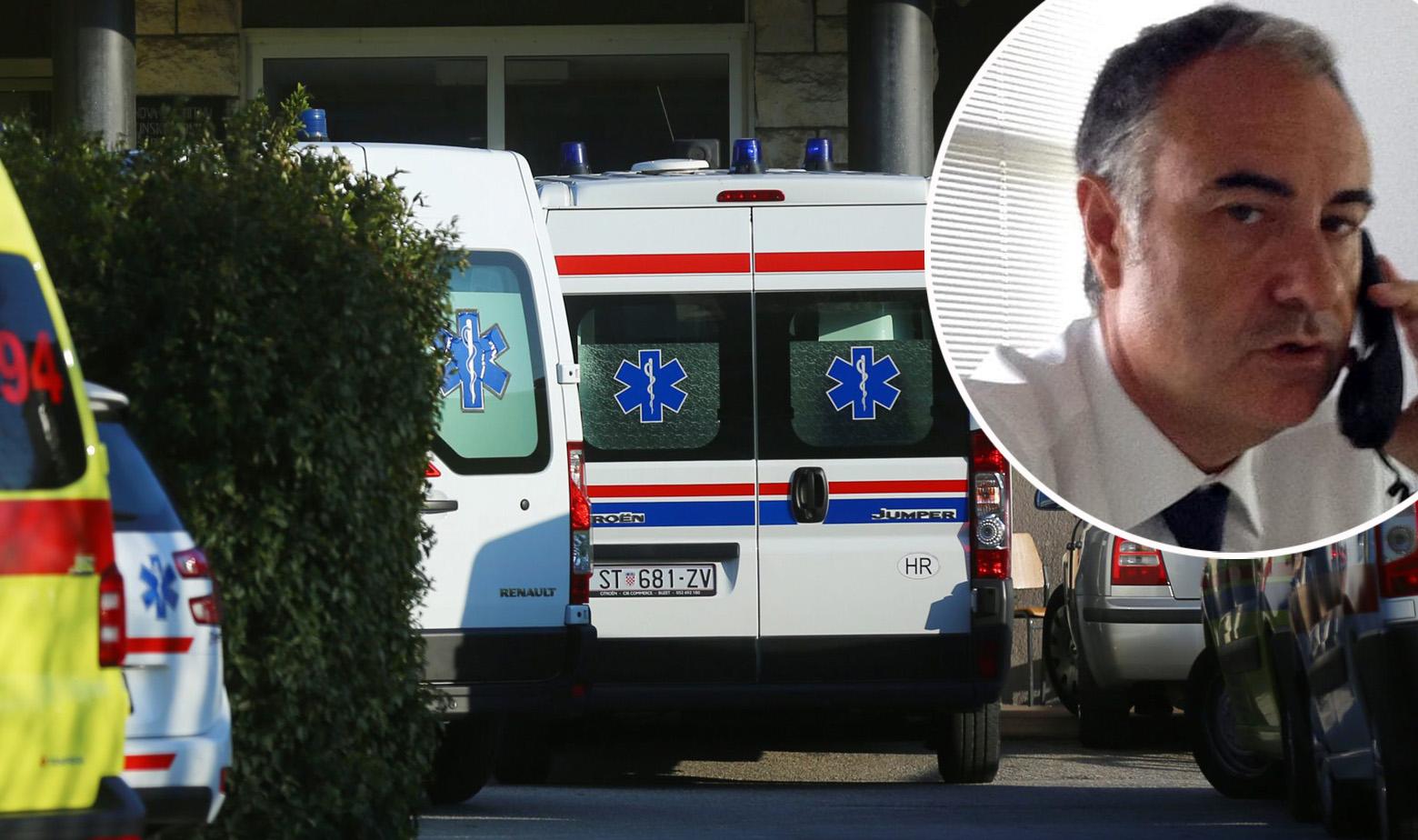 Zgrada KBC Split i preminuli talijanski menadžer Eugenio Vinci