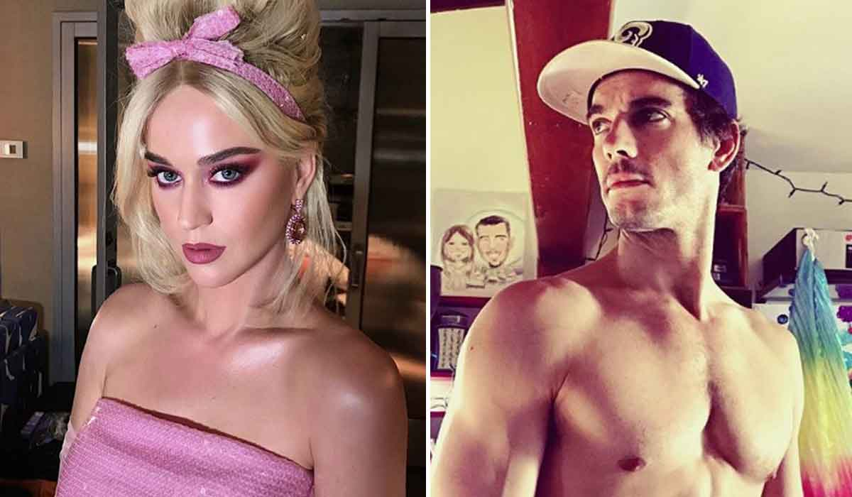 Katy Perry; Josh Kloss