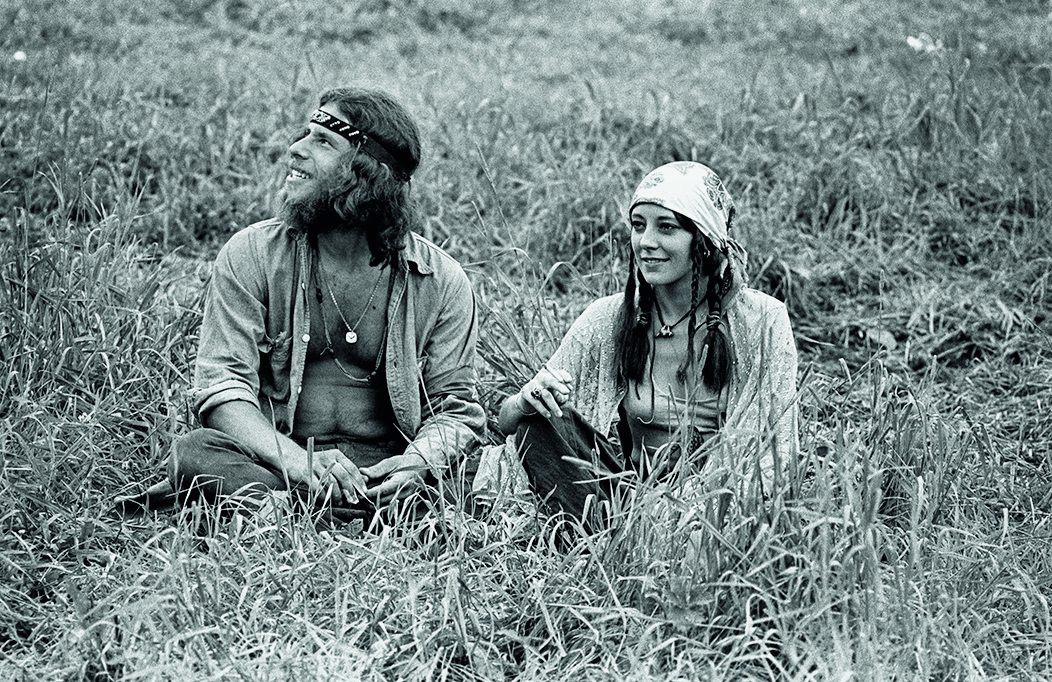 - (PICTURED:Hippies in the Meadow, Woodstock, Bethel, 1969) - Legendary music photographer Baron Wolman has released a collection of iconic photographs in time for Woodstocks 47th anniversary. To mark the hippie festival, the rock photojournalist is showcasing a retrospective of his career from the Rolling Stone Magazines archive - including an unseen shot of Janis Joplin, taken in 1968. Other famous photographs on display in Mr Musichead Gallery include 300,000 Strong, which was taken during The Woodstock Festival, August 1969., Image: 296952222, License: Rights-managed, Restrictions: , Model Release: no, Credit line: Profimedia, Caters News