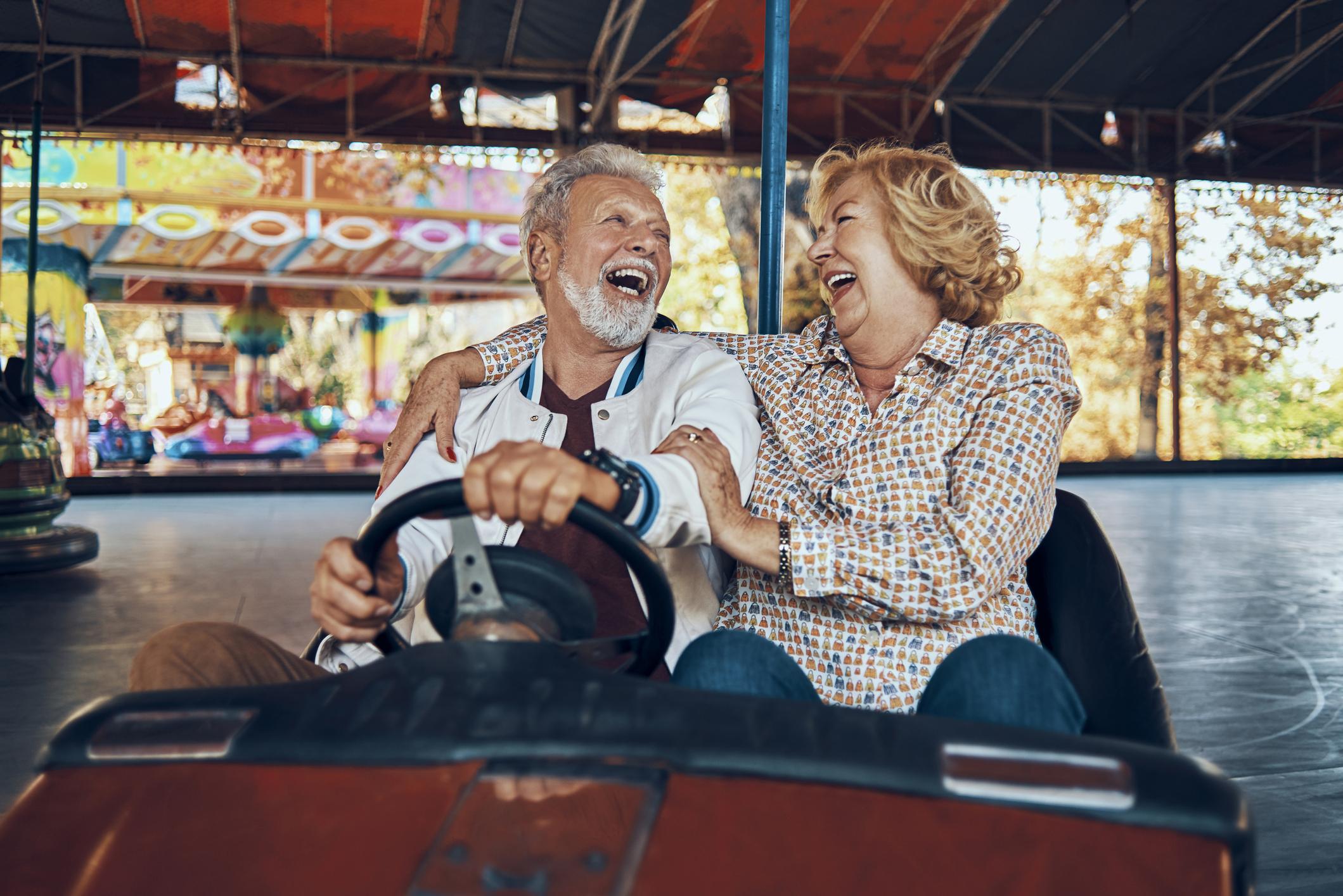 Stariji ljudi se češće usredotočuju na ono lijepo u životu te češće primjećuju pozitivne aspekte života.