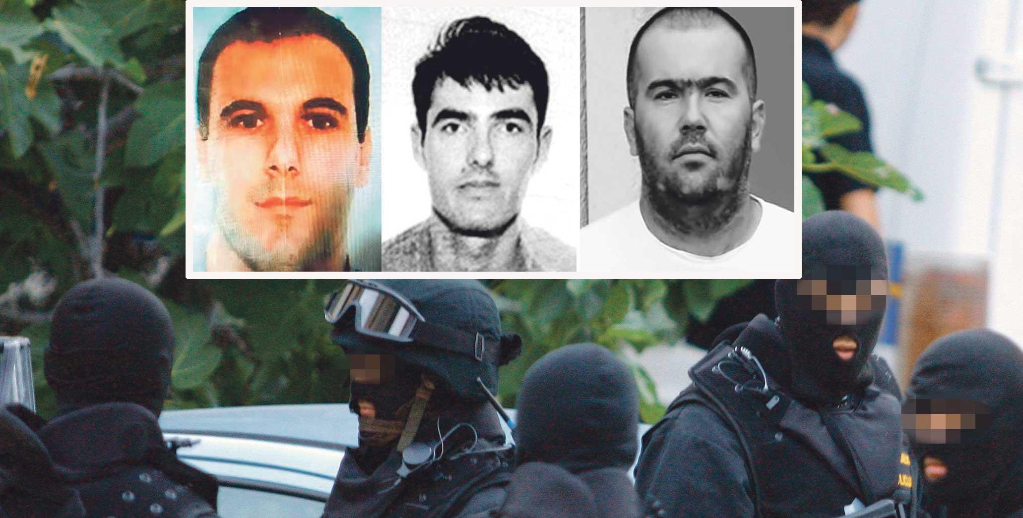 Nenad Dedović, Jovan Vukotić i Igor Vukotić