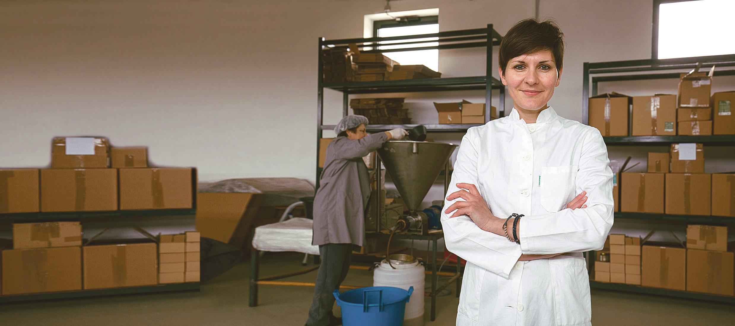 Maja Lazić, diplomirana inženjerka izabrala je povratak prirodi