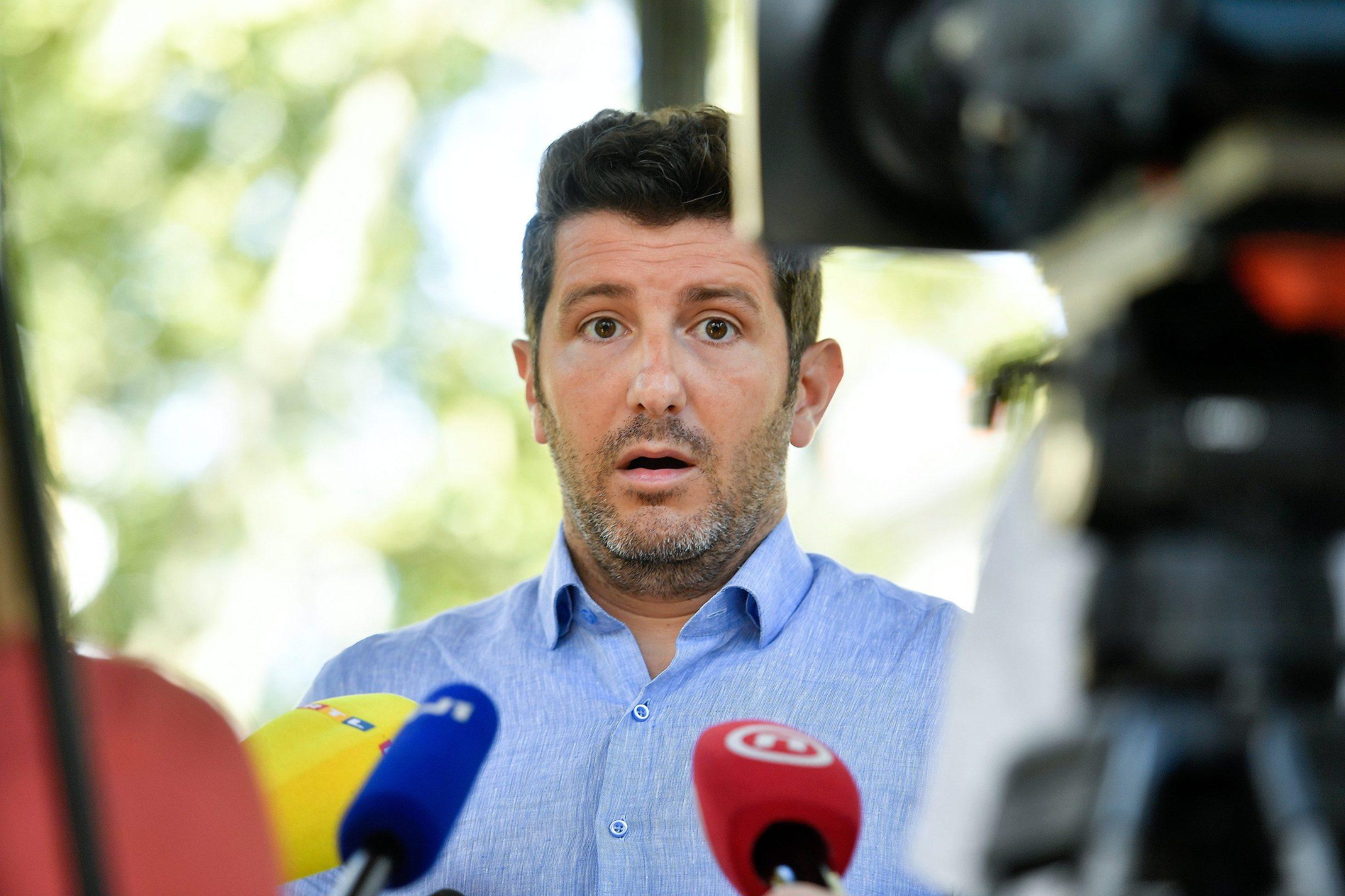 Nezavisni predsjednički kandidat Dejan Kovač