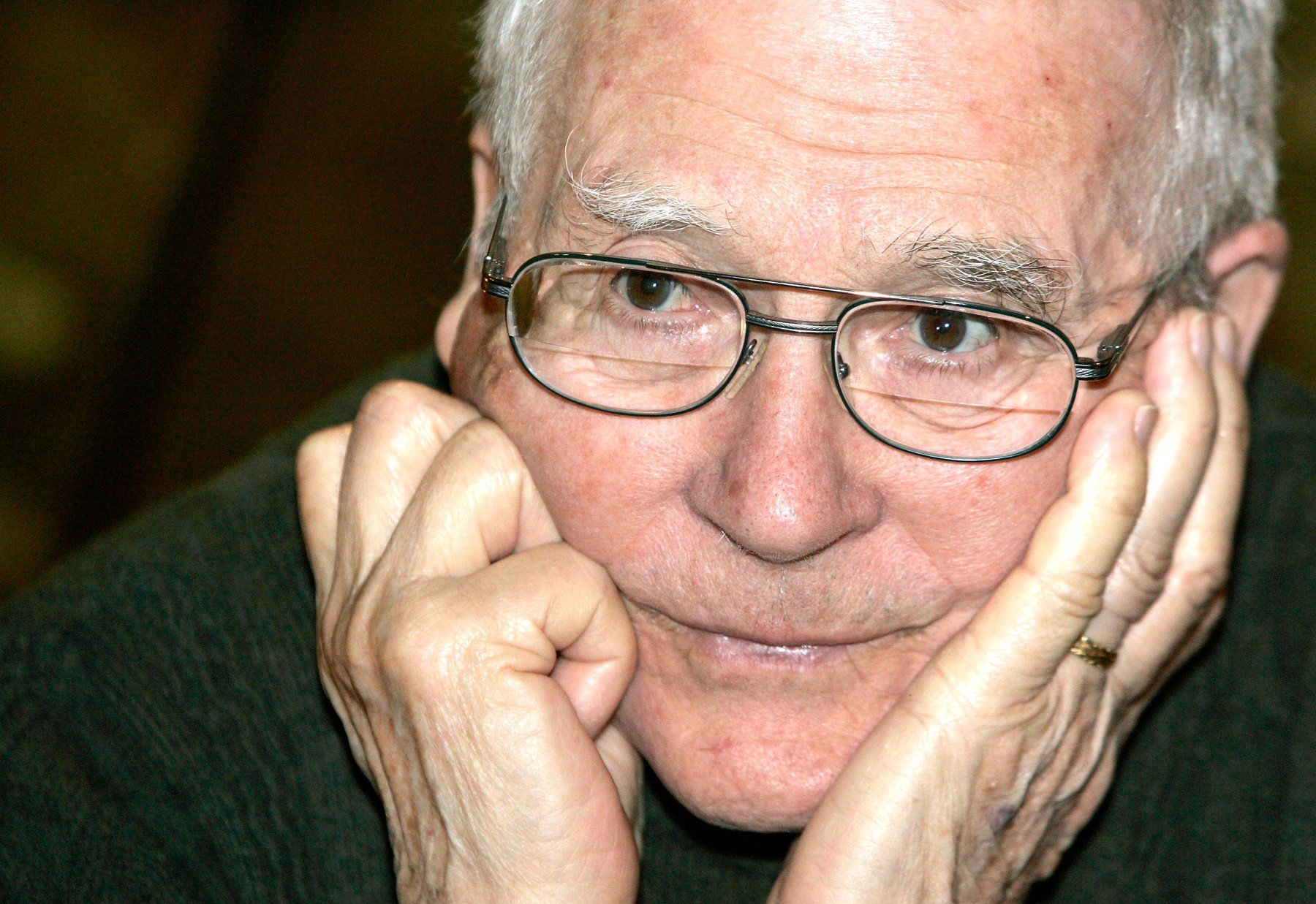 MADRID, 07-03-07.-    James Lovelock presented his lastest book: