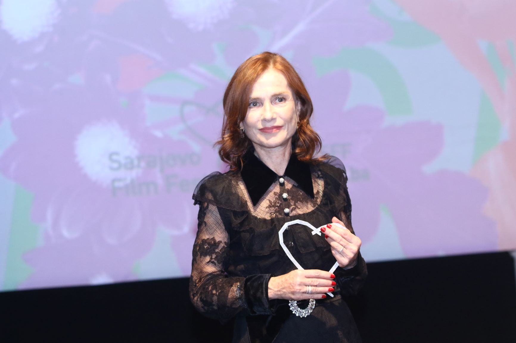 Isabelle Huppert mala
