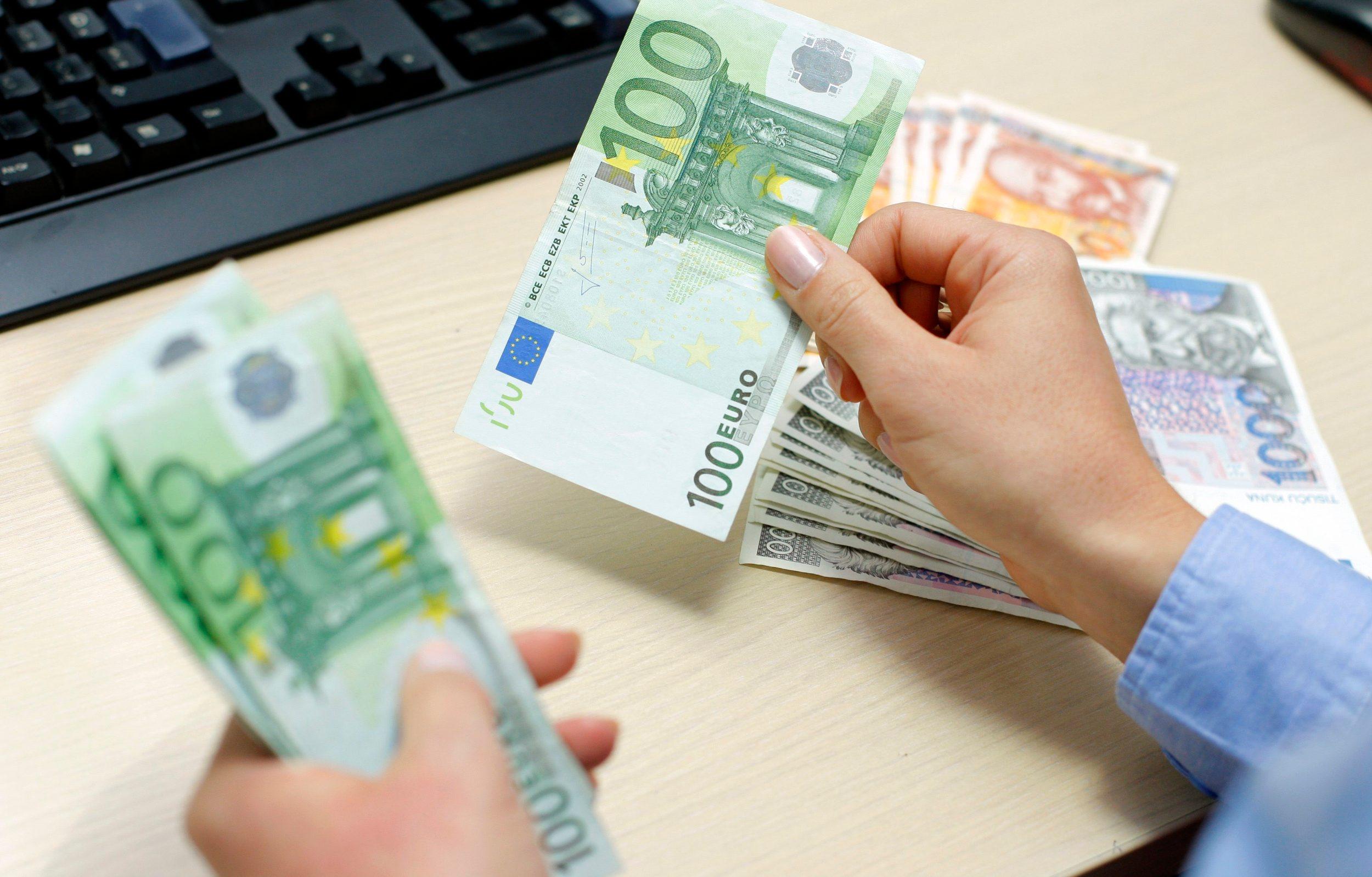 Ilustracija, euri