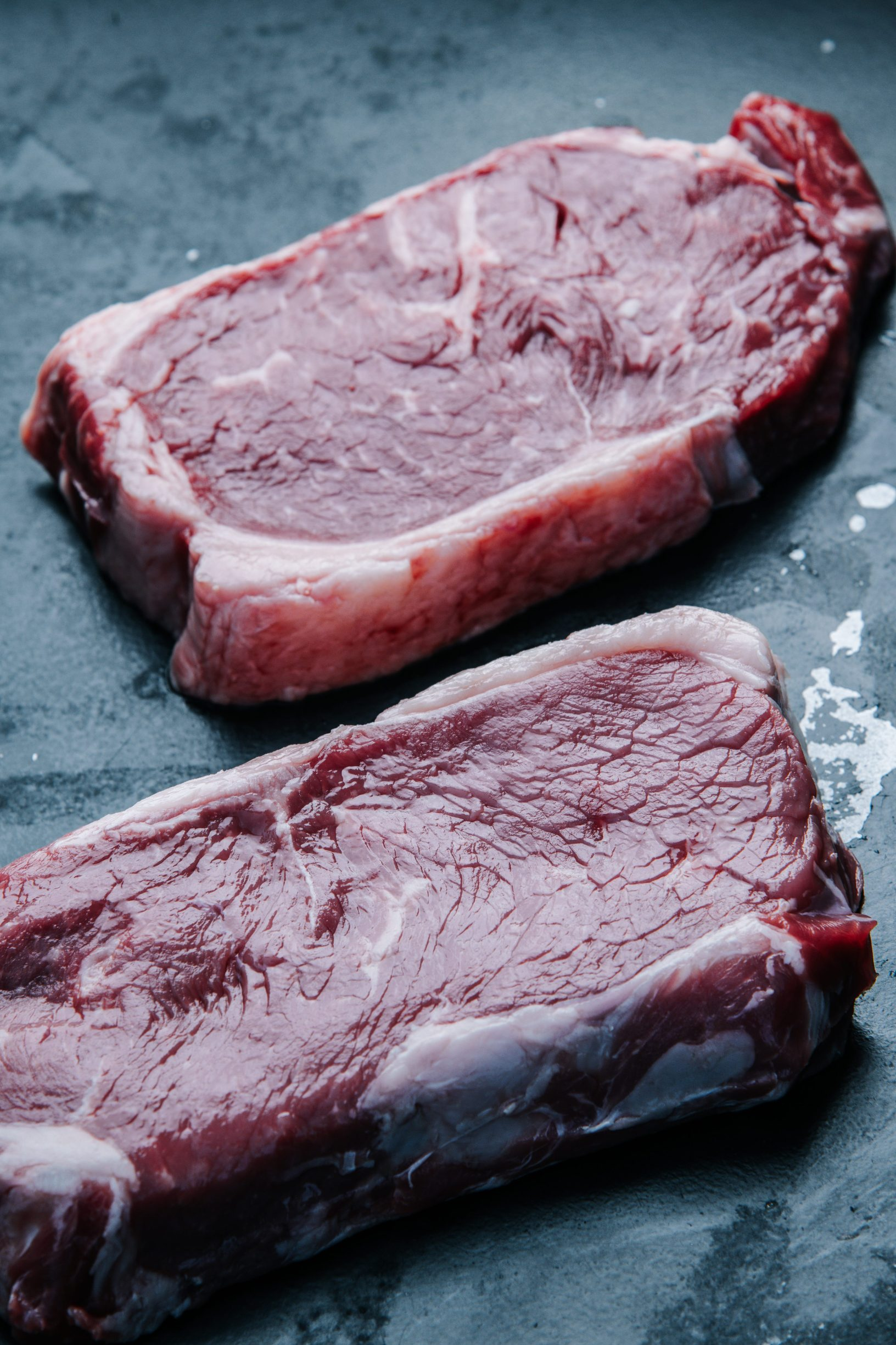 Zagreb , 250719. Test odlezane govedine u mesnici Meat the king. Foto: Marko Miscevic / Cropix