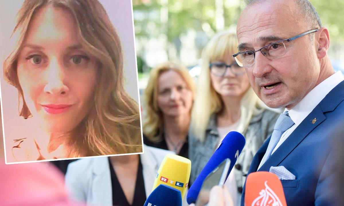 Elizabeta Mađarević, Gordan Grlić Radman