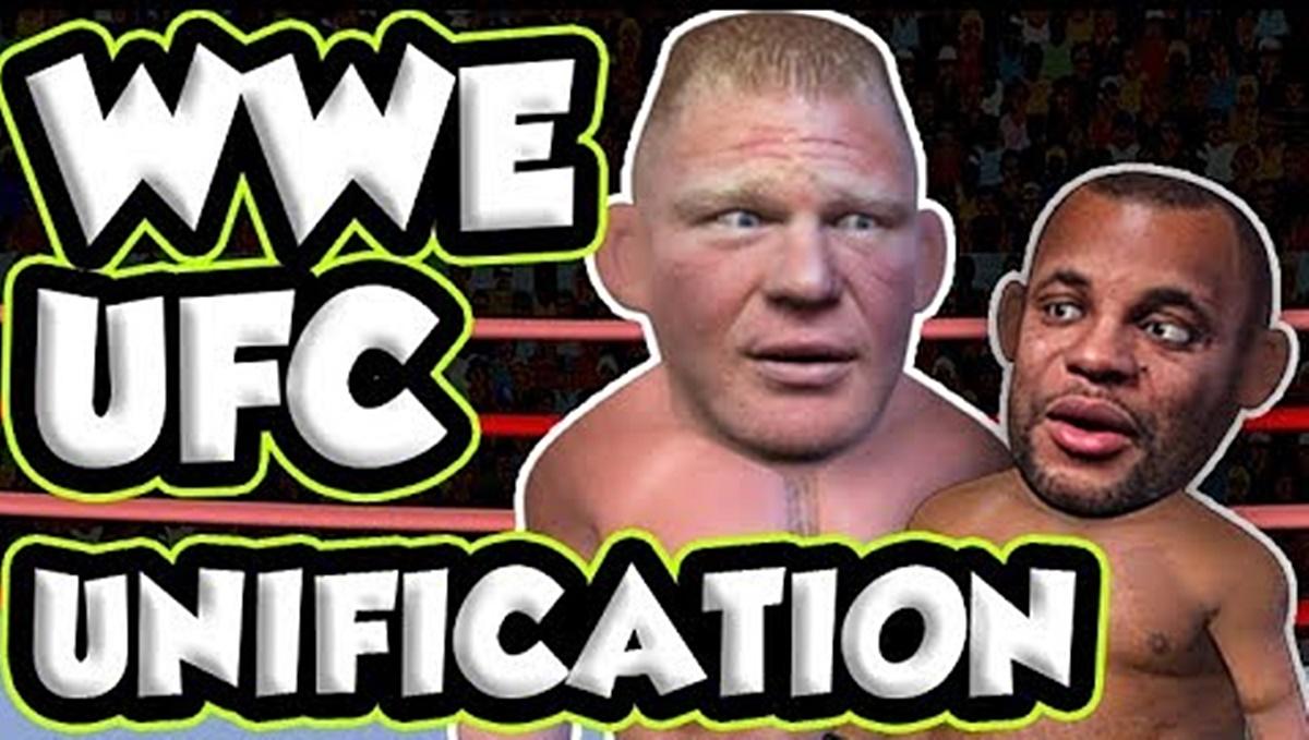 Brock Lesnar i Daniel Cormier