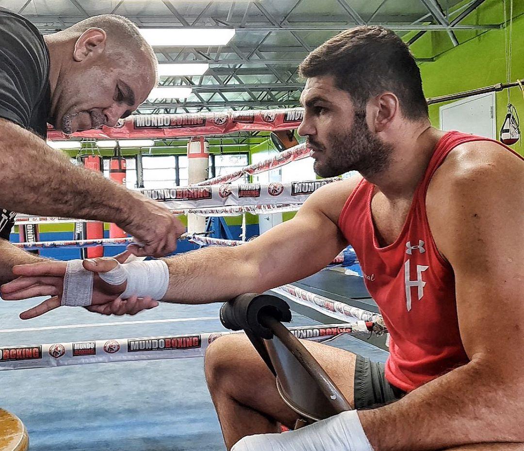 Pedro Diaz i Filip Hrgović