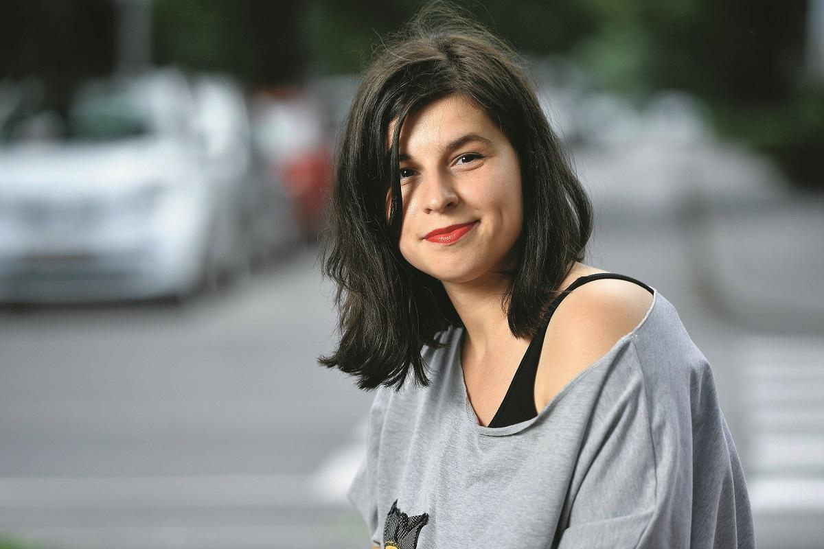 Nagrađivana pjesnikinja Monika Herceg