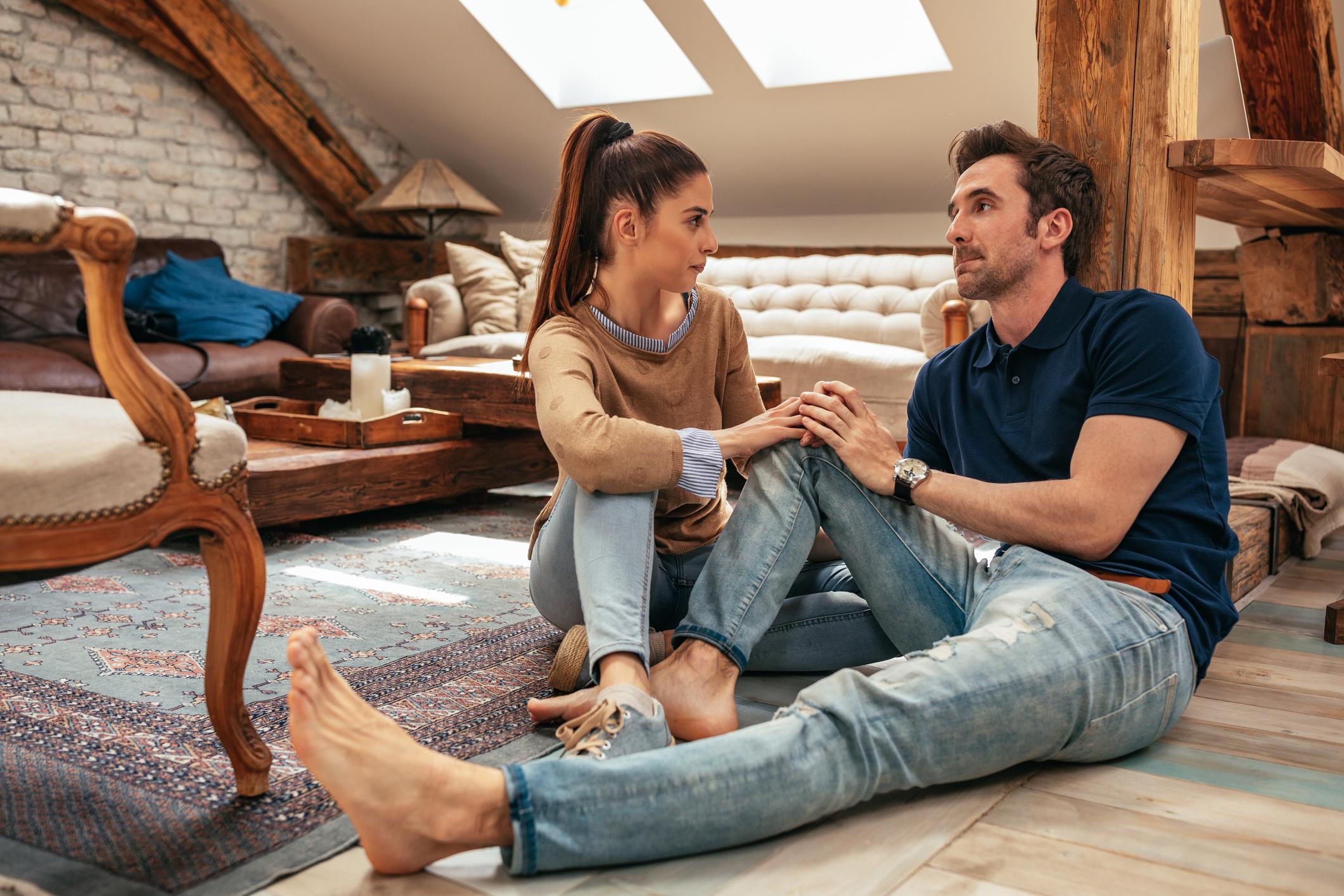 Razgovor može pomoći da vratite bliskost i povjerenje u odnos i da riješite problem koji vam je stao na put.