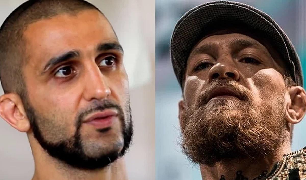 Zahabi i McGregor