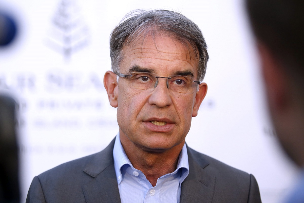 Ministar turizma Gari Capelli