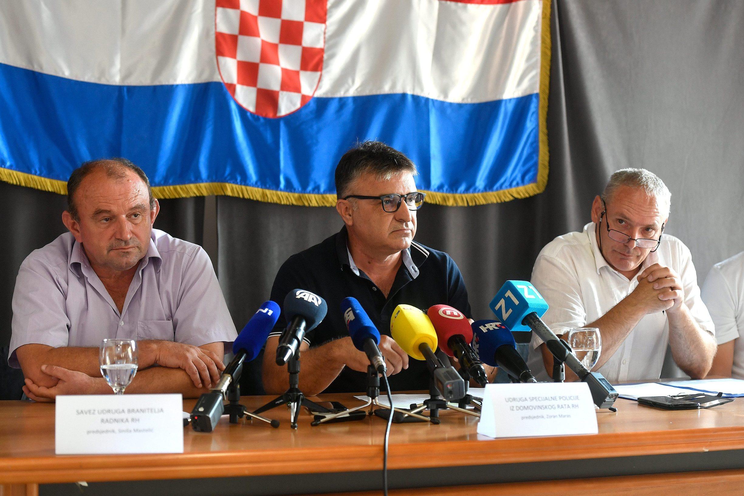 Siniša Mastelić, Zoran Maras i Krešimir Maretić