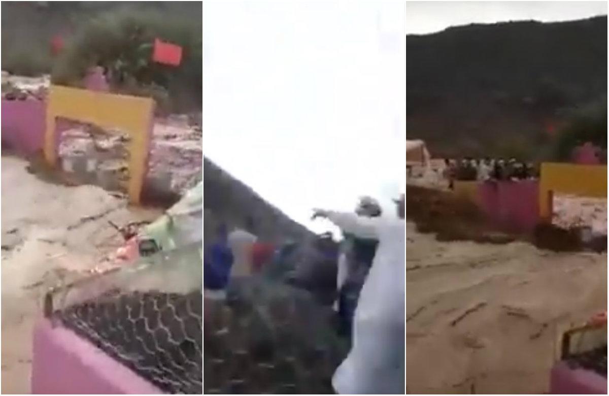 poplava maroko