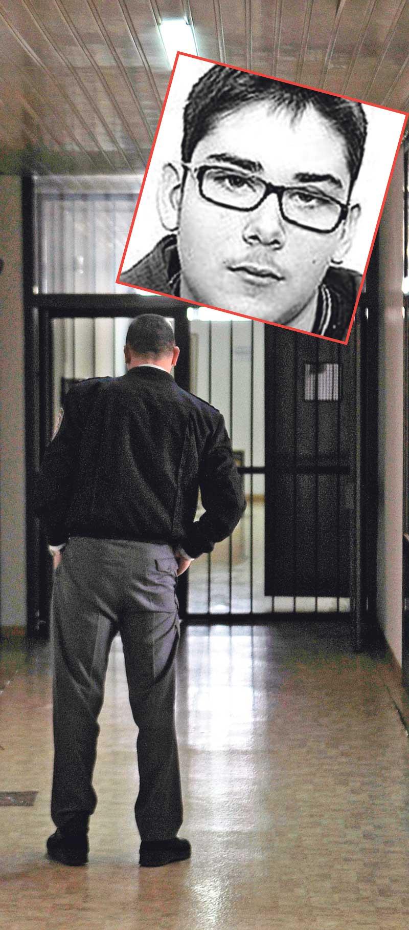 zatvor Bilice; Kristian Vukasović