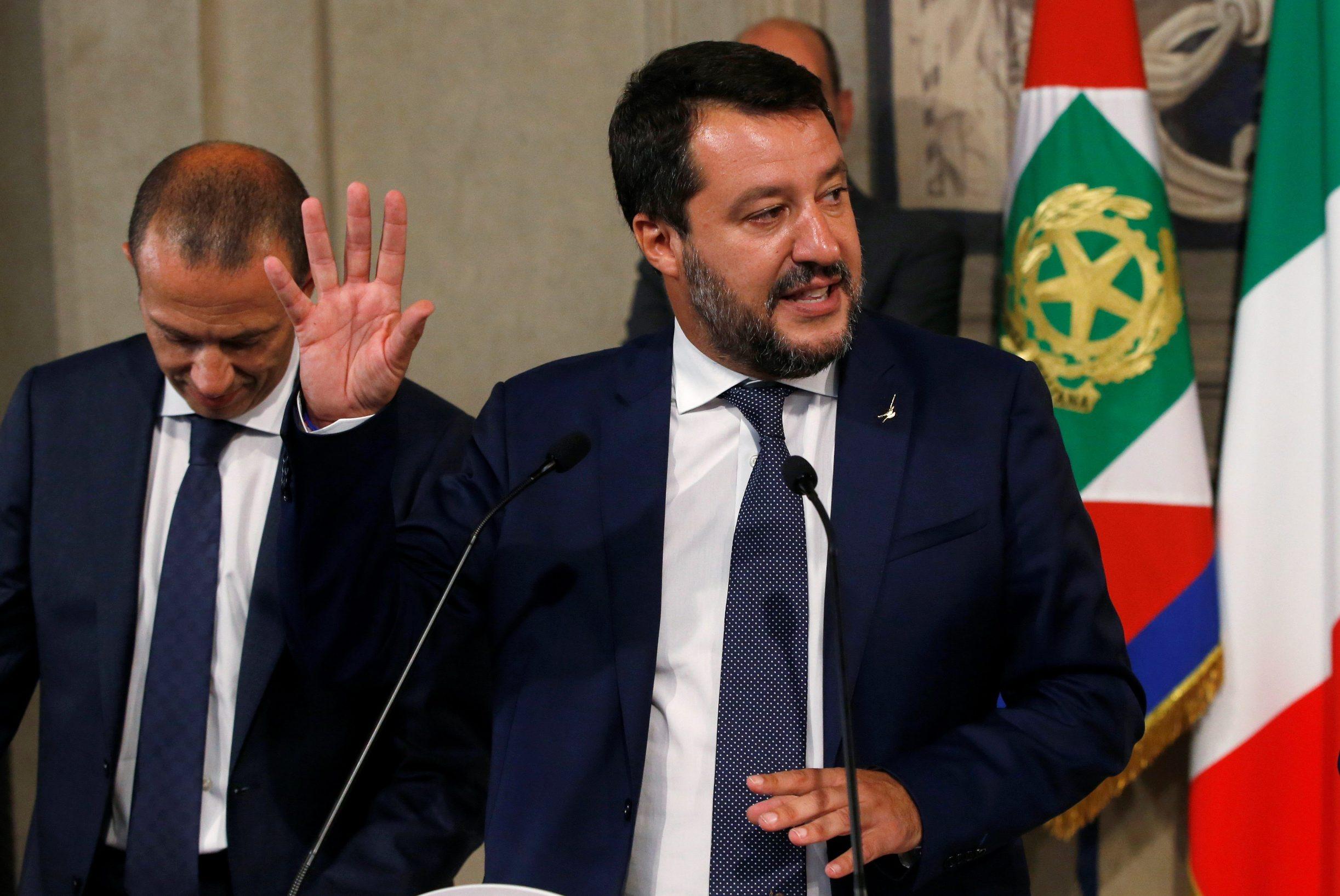 Matteo Salvini je u kockanju izgubio vlast. Mogao bi je vratiti na izborima. Jesmo li zaboravili što je autokracija?