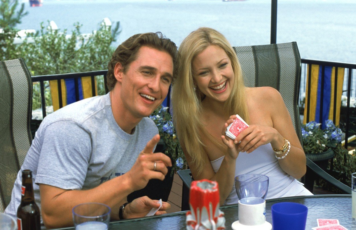 HOW TO LOSE A GUY IN 10 DAYS, Matthew McConaughey, Kate Hudson, 2003, (c) Paramount/courtesy Everett Collection, Image: 97921466, License: Rights-managed, Restrictions: For usage credit please use; ©Paramount/Courtesy Everett Collection, Model Release: no, Credit line: Profimedia, Everett