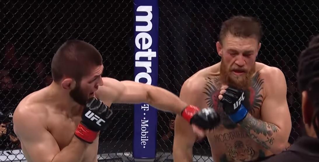 Nurmagomedov vs. McGregor