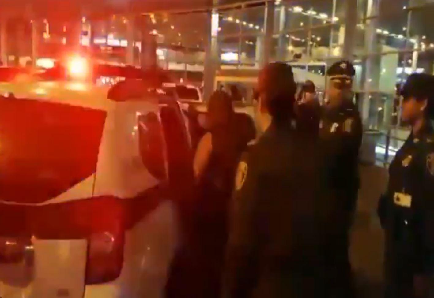 bogota policija hapšenje
