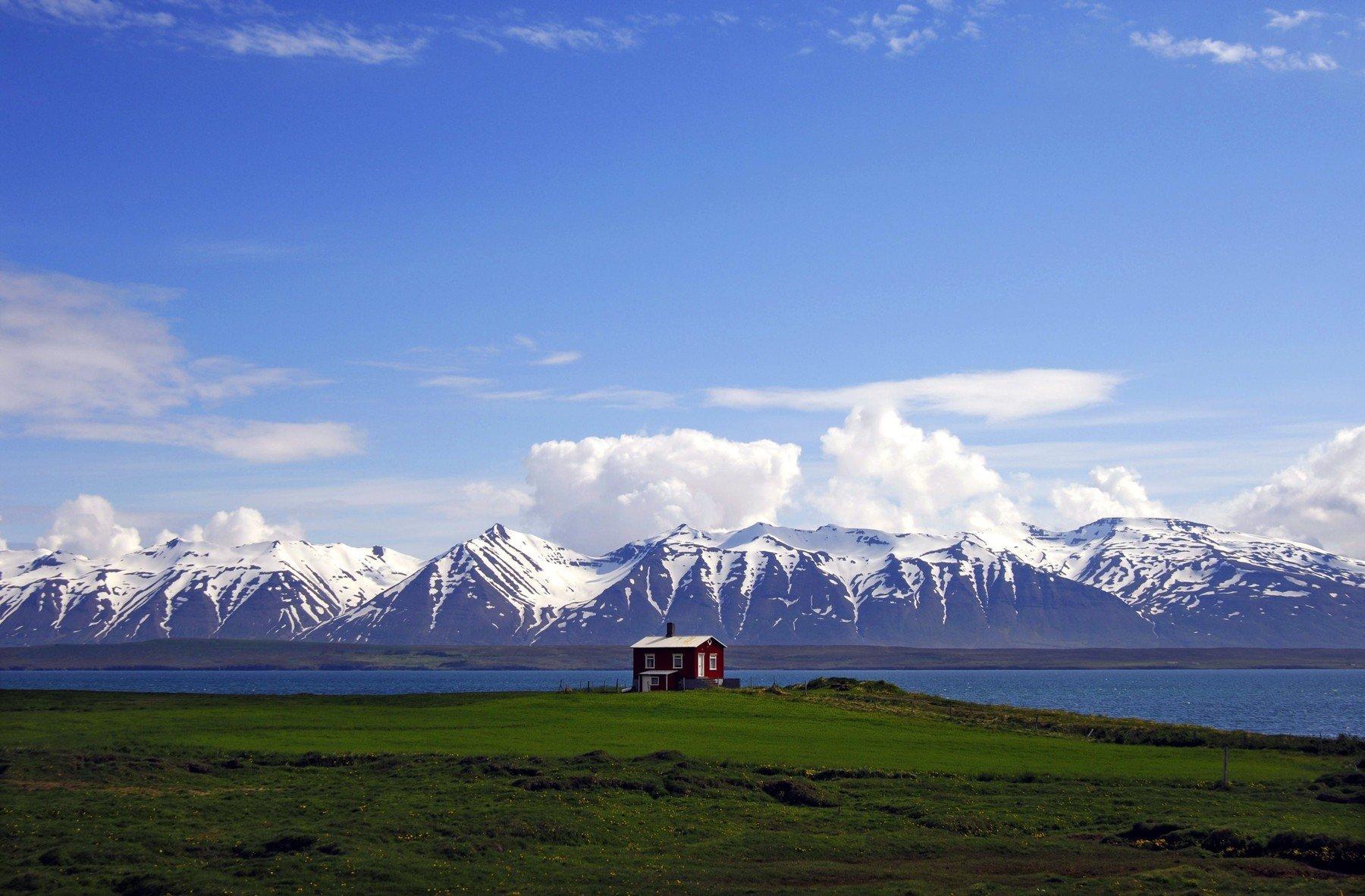 islandski krajolik