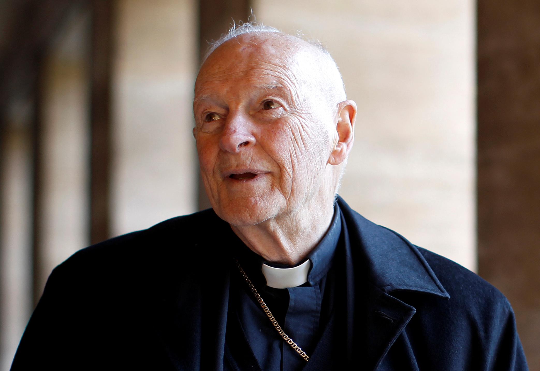 Theodore E. McCarrick u veljači 2013.