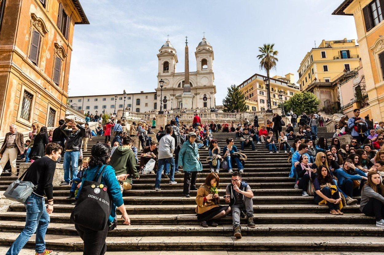 Španjolske stube (Rim)