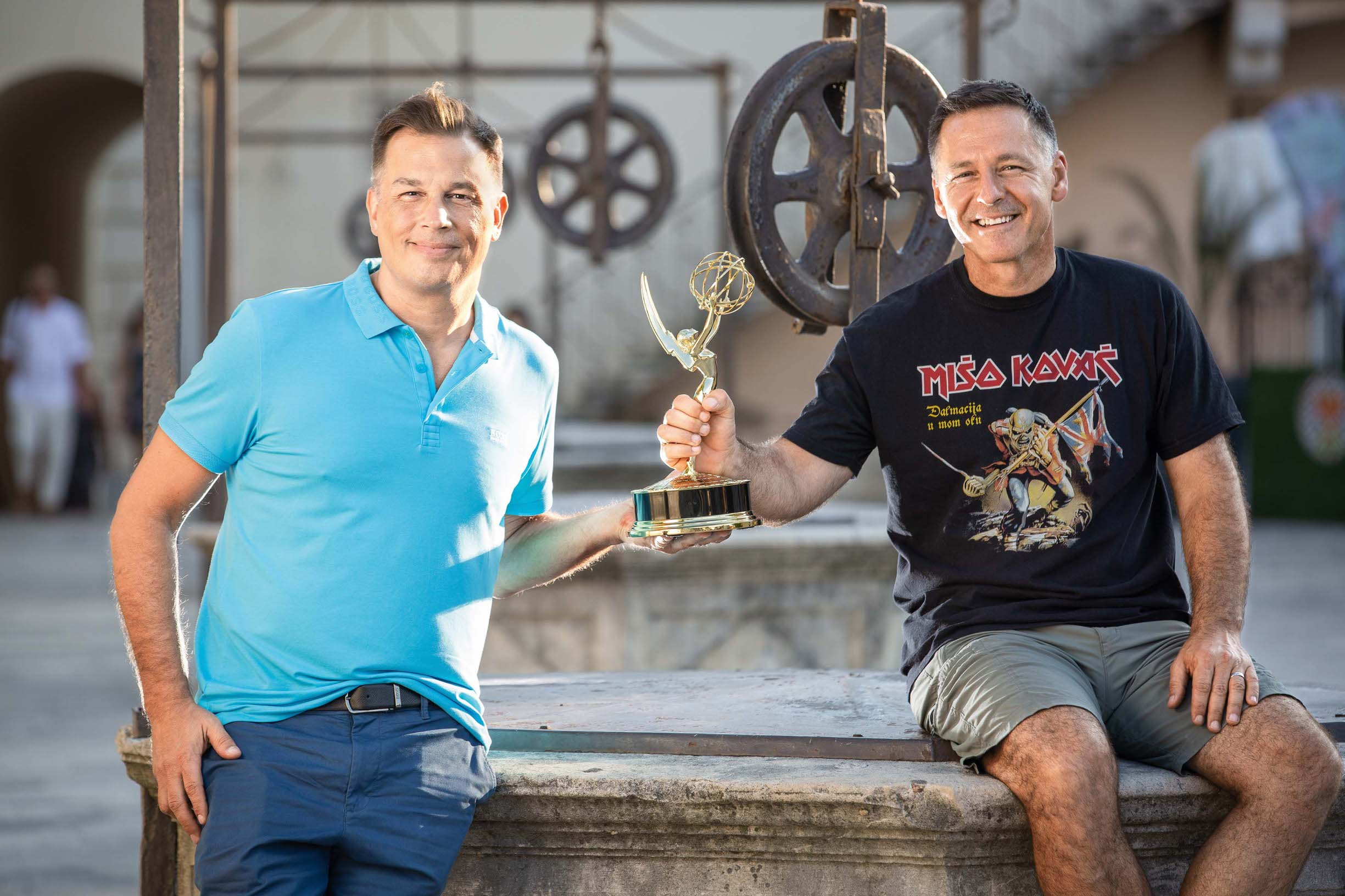 Pete Radovich najavljuje da će o inspirativnom životu Alana Medića snimiti film