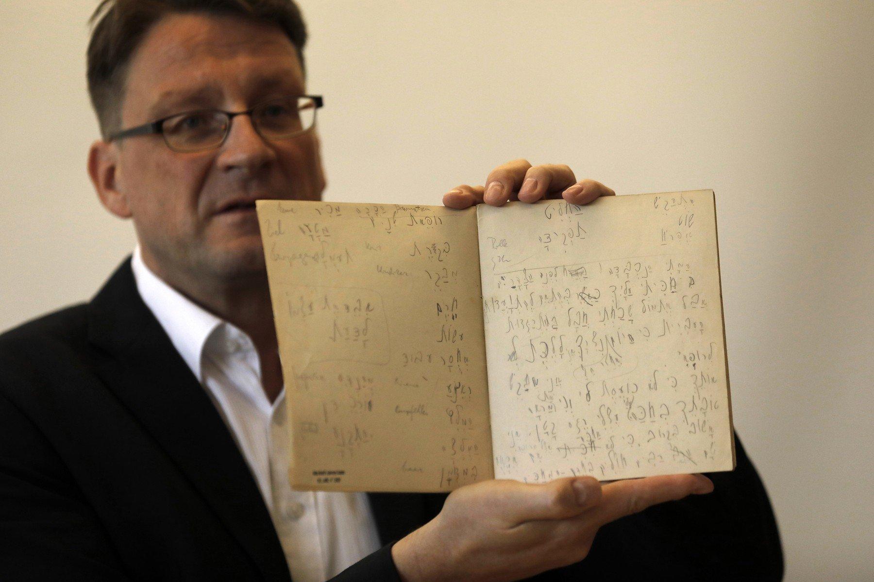 vraćeni dokumenti Franza Kafke