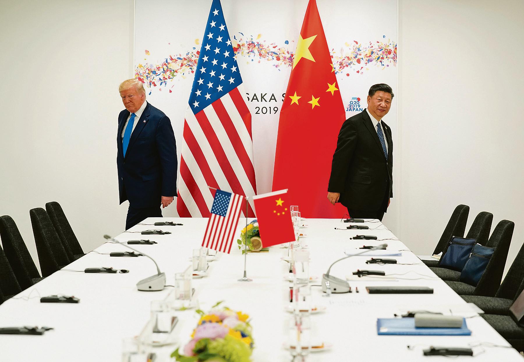 Američki predsjednik Donald Trump i kineski lider Xi Jinping