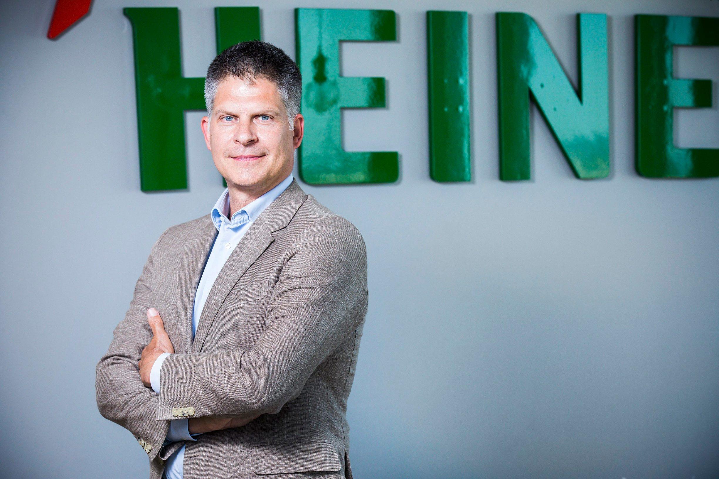 Odin Goethard, predsjednik uprave Heineken Hrvatska