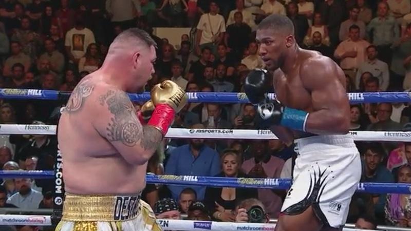 Ruiz vs. Joshua