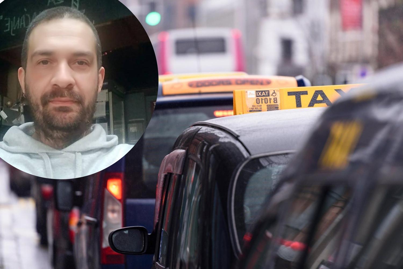 Zoran Milosavljević, taksist u Dublinu