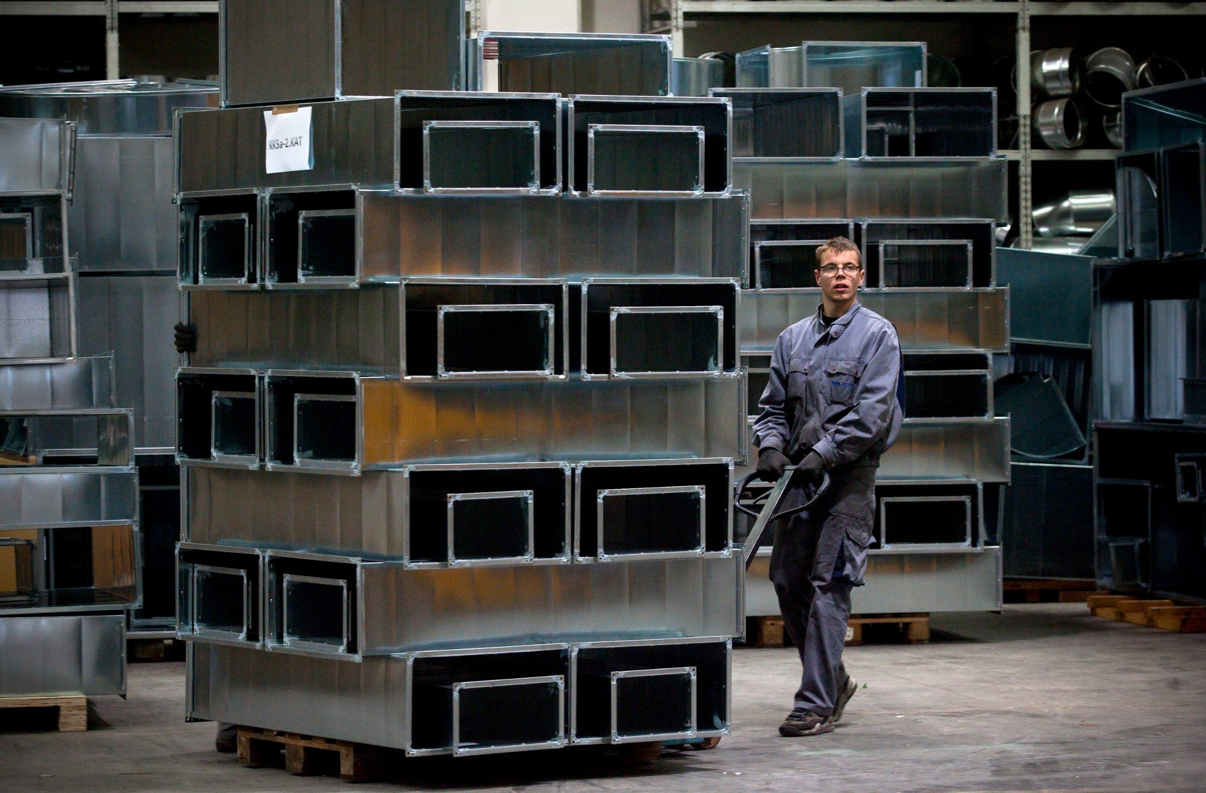 Proizvodni pogon tvrtke Tromont u Caporicama kod Trilja