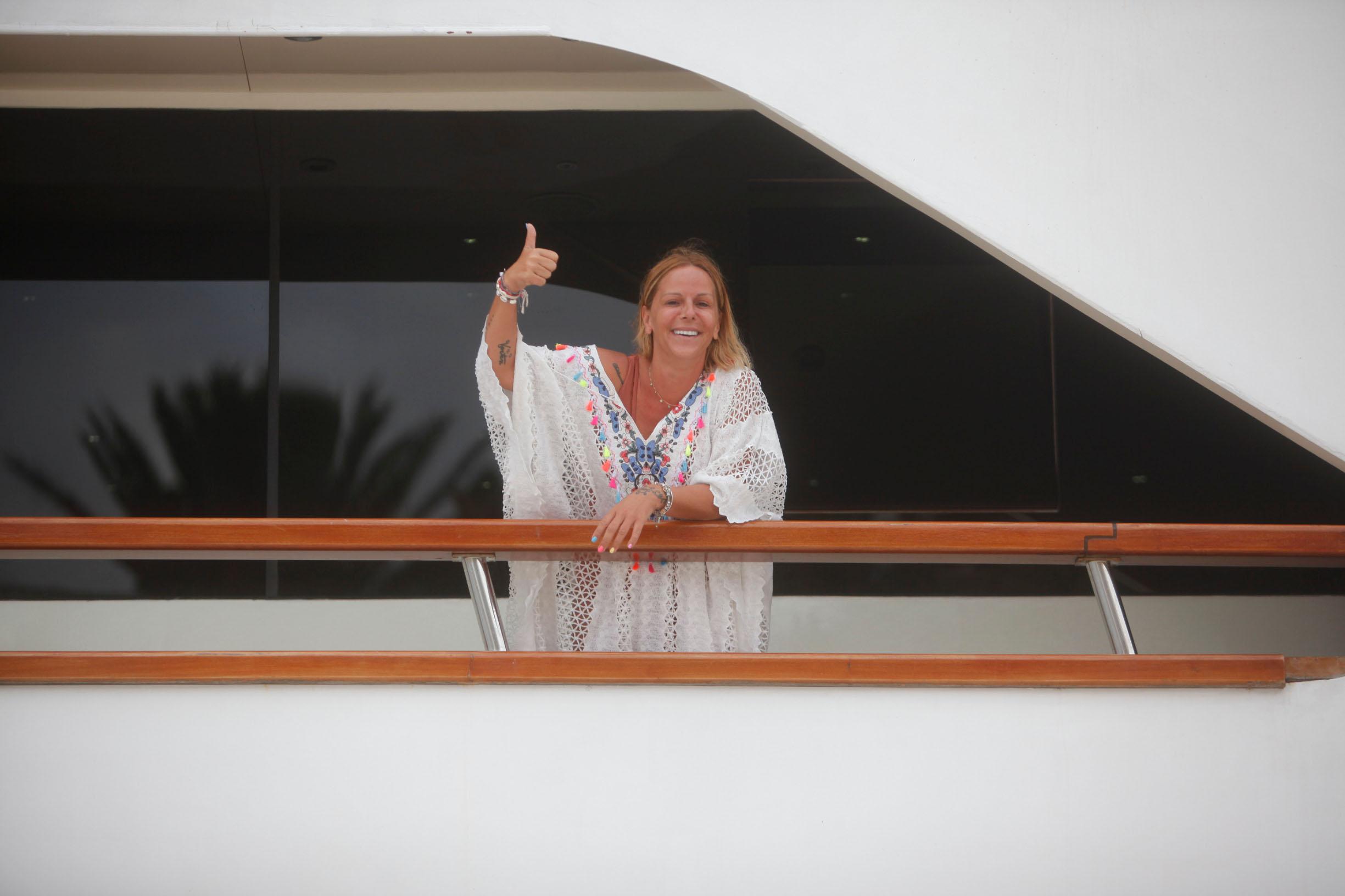 Fotografija je nastala na prošlogodišnjem Vortex Cruiseu