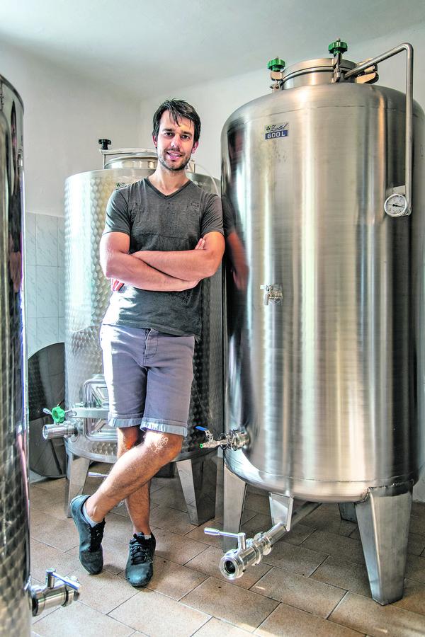 Marko Bratović, pivar iz Kaštelira